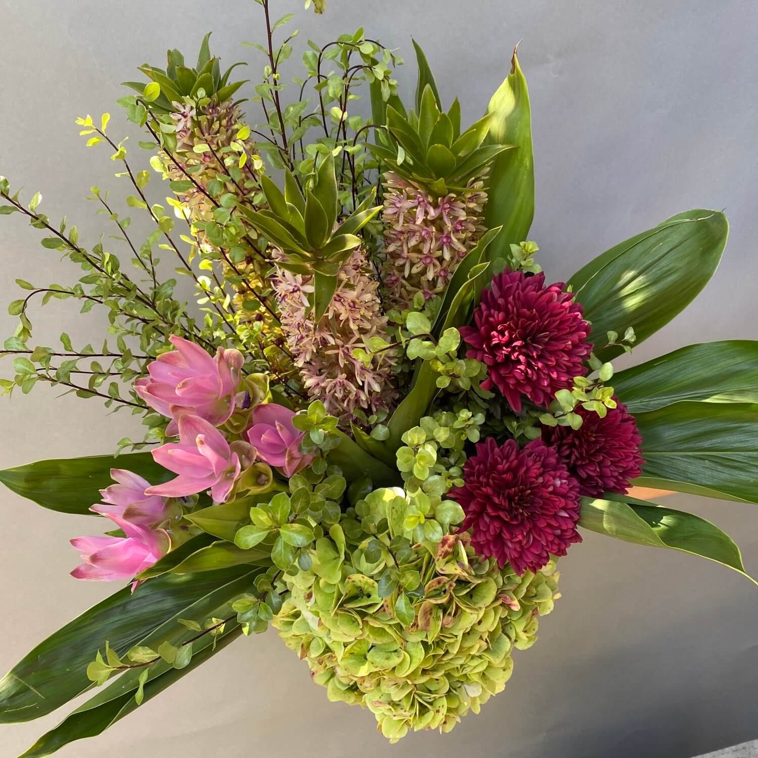 Pineapple Lily Bouquet