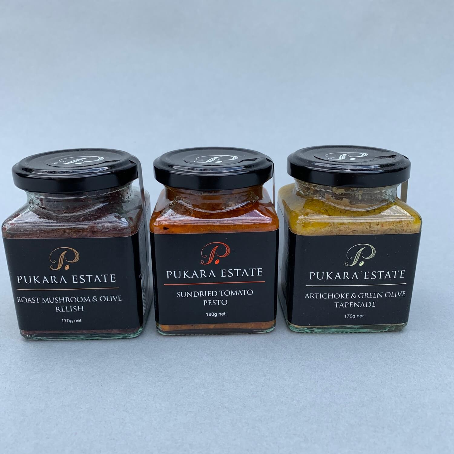 Pukara Estate Condiments
