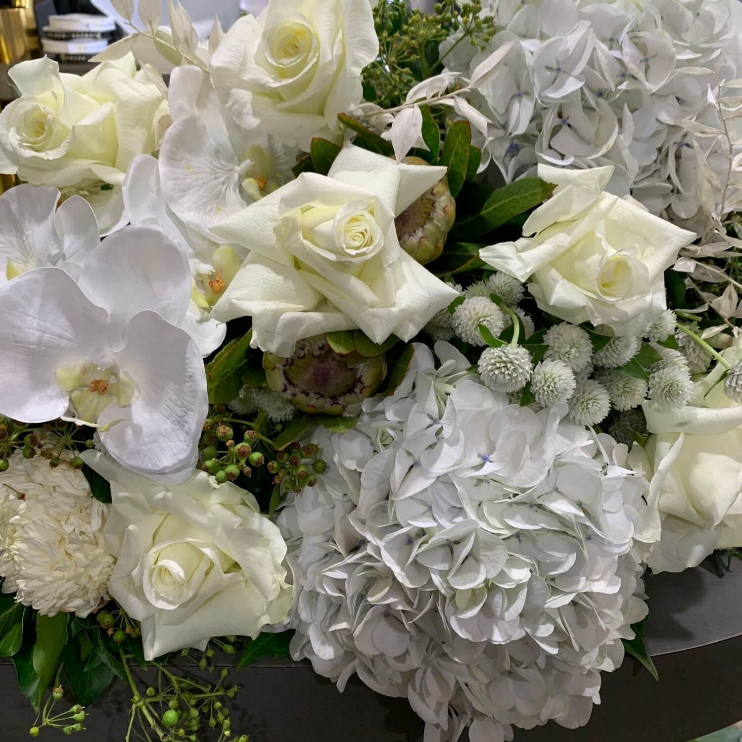 Florist Choice Whites