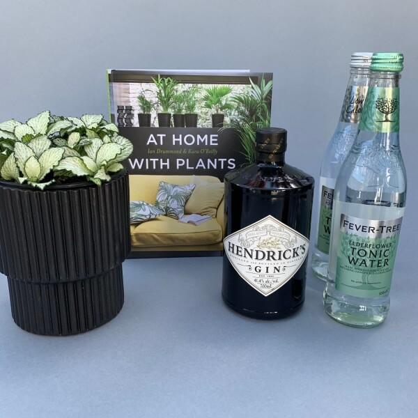 At Home with Hendricks